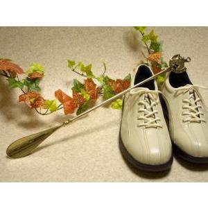 靴べら ロング・馬 真鍮製品 ブラス イタリア製アンティーク調雑貨|brass-alivio|03
