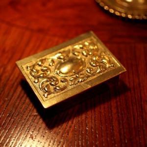 レターセット  真鍮製品金色 ブラス イタリア製アンティーク調雑貨|brass-alivio|04