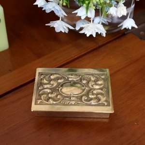 レターセット  真鍮製品金色 ブラス イタリア製アンティーク調雑貨|brass-alivio|06