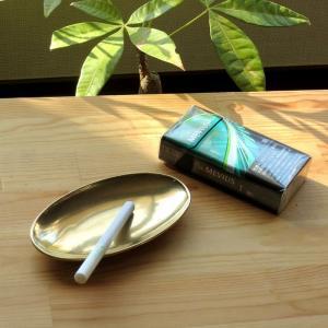 トレー エリッセ 灰皿  真鍮製品金色 ブラス イタリア製アンティーク調雑貨|brass-alivio|02