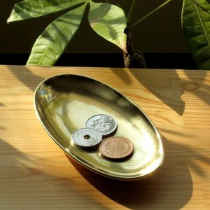 トレー エリッセ 灰皿  真鍮製品金色 ブラス イタリア製アンティーク調雑貨|brass-alivio|04