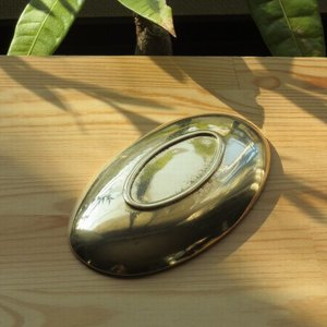 トレー エリッセ 灰皿  真鍮製品金色 ブラス イタリア製アンティーク調雑貨|brass-alivio|05