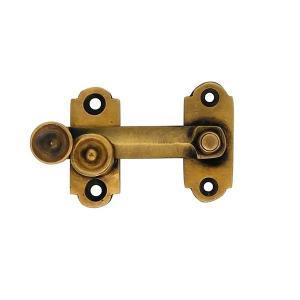 W062 留め金具 真鍮 引き出し 小箱 アンティークゴールド ネコポス発送可