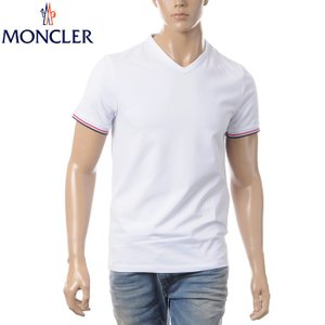 MONCLER モンクレール VネックTシャツ 半袖 メンズ...