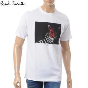 ポールスミス PAUL SMITH クルーネックTシャツ 半...
