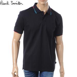ポールスミス PAUL SMITH ポロシャツ 半袖 メンズ...
