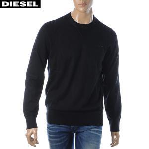 ディーゼル DIESEL クルーネックニット セーター メンズ K-LAUX 00SNKF-0AAU...