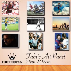 サッカー・フットボールブランド:FOOT CROWN-フットクラウン 大人気のインテリア壁掛けパネル...