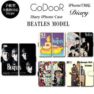 iPhone11 Pro XS Max XR X 8 iPhone 7 6s 6 plus SE 5s スマホ ケース 手帳型 カバー グッズ ビートルズ BEATLES 音楽 アーティスト CD レコード ジャケット|brave-sports