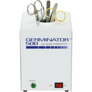 5-1450:Germininator 500 ガラスビーズ乾熱滅菌器|brck