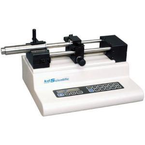 KDS410P:プログラム式高圧シリンジポンプ ※取寄品|brck
