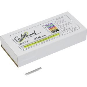 Goldenrod アニマルランセット 4mm(200入)|brck