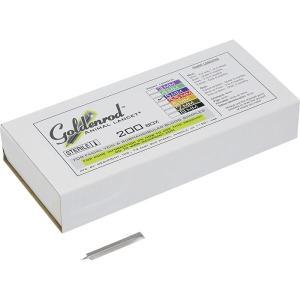 Goldenrod アニマルランセット 5mm(200入)|brck
