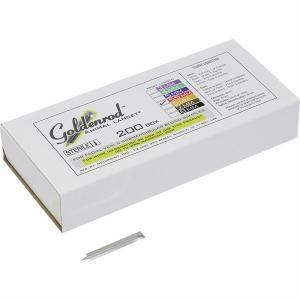 Goldenrod アニマルランセット 5.5mm(200入)|brck