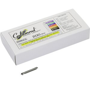 Goldenrod アニマルランセット 3mm (200入)|brck