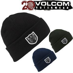 19-20 VOLCOM / ボルコム Sweep Beanie ビーニー ニット帽子 スノーボード...