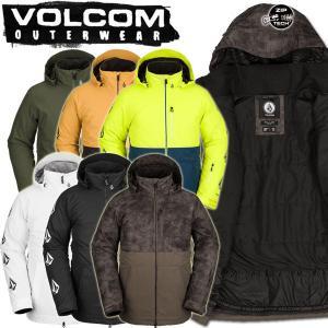 19-20 VOLCOM/ボルコム DEADLYSTONES INS jacket メンズ スノーウェア ジャケット スノーボードウェア 予約商品 2020|breakout