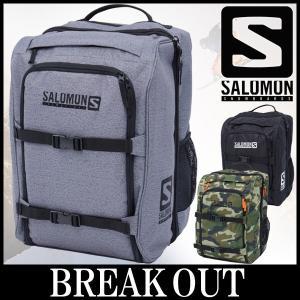 SALOMON / サロモン SLMN BOOTS BAG ウエア ブーツケース スノーボードバッグ バックパック リュックサック|breakout