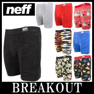 NEFF / ネフ DAILY under wear ボクサーパンツ アンダーウェア インナー スポーツ breakout