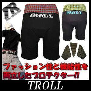 TROLL / トロル OVER DRIVE pant プロテクター|breakout