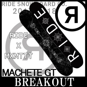 17-18 RIDE/ライド MACHETE GT メンズ ...