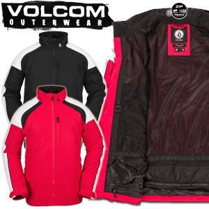 17-18 VOLCOM / ボルコム CLINTONS jacket スノーボード ウェア メンズ...