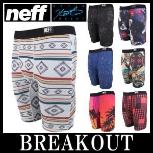 NEFF / ネフ STEAL under wear ボクサーパンツ アンダーウェア インナー スポーツ breakout