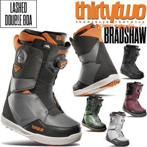 19-20 THIRTY TWO/サーティーツー LASHED DOUBLE BOA ラッシュ ダブルボア  メンズ ブーツ スノーボード 予約商品 2020 breakout