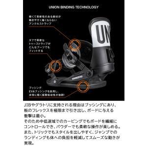 18-19 UNION/ユニオン CONTACT PRO コンタクトプロ メンズ ビンディング バインディング スノーボード 2019|breakout|03