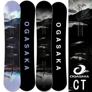 19-20 OGASAKA / オガサカ CT メンズ レディース 板 スノーボード 予約商品 2020|breakout