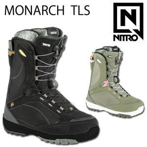 19-20 NITRO/ナイトロ MONARCH モナーク レディース ブーツ スノーボード 予約商品 2020|breakout