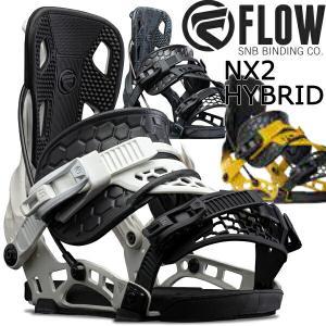 19-20 FLOW / フロー NX2-GT HYBRID メンズ レディース ビンディング バインディング スノーボード 予約商品 2020|breakout