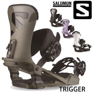 即出荷 20-21 SALOMON / サロモン TRIGGER トリガー メンズ レディース ビン...