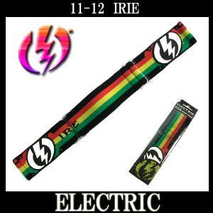 11-12 ELECTRIC / エレクトリック EG2 SPARE STRAP IRIE ゴーグル スペアストラップ  メール便対応|breakout
