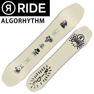 19-20 RIDE/ライド ALGORHYTHM アルゴリズム パウダー メンズ 板 スノーボード 予約商品 2020|breakout