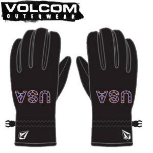 18-19 VOLCOM / ボルコム Vcm Mitt ミトン グローブ スノーボード スキー 手袋 メール便対応 breakout