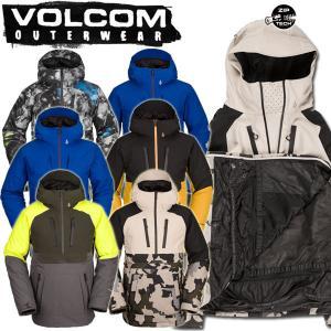 19-20 VOLCOM/ボルコム BRIGHTON pullover メンズ スノーウェア プルオーバージャケット スノーボードウェア 予約商品 2020|breakout