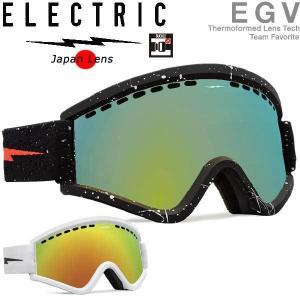 17-18 ELECTRIC / エレクトリック EG2 メンズ レディース ゴーグル スノーボード スキー 2018 型落ち|breakout