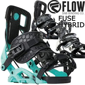 19-20 FLOW / フロー FUSE-GT HYBRID フューズ  メンズ レディース ビンディング バインディング スノーボード 予約商品 2020|breakout