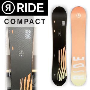 19-20 RIDE/ライド COMPACT コンパクト レディース 板 スノーボード 予約商品 2020|breakout