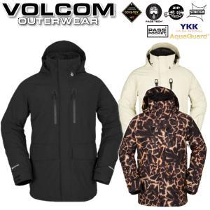 19-20 VOLCOM/ボルコム STONE GORE-TEX jacket メンズ スノーウェア...