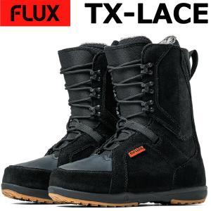 18-19 FLUX/フラックス TX-LACE ティーエックスレース メンズ レディース ブーツ スノーボード 2019 型落ち|breakout