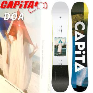 19-20 CAPITA/キャピタ DOA ディーオーエー メンズ 板 スノーボード 予約商品 2020|breakout