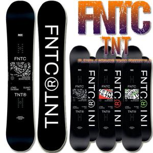 21-22 FNTC/エフエヌティーシー TNT R メンズ レディース スノーボード グラトリ 板 2022 予約商品 BREAKOUT