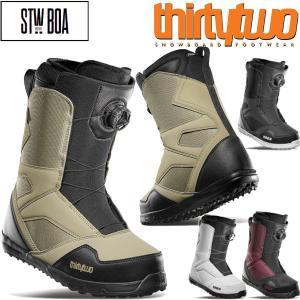 19-20 THIRTY TWO/サーティーツー STW BOA エスティーダブルボア メンズ ブーツ スノーボード 予約商品 2020 breakout