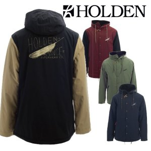 17-18 HOLDEN / ホールデン TEAM jacket FEATHER GRAPHIC ウ...