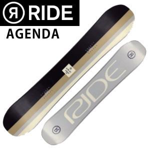19-20 RIDE/ライド AGENDA アジェンダ グラトリ メンズ 板 スノーボード 予約商品 2020|breakout