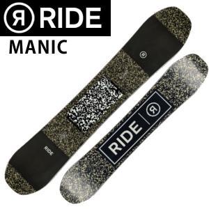 19-20 RIDE/ライド MANIC マニック パウダー メンズ 板 スノーボード 予約商品 2020|breakout