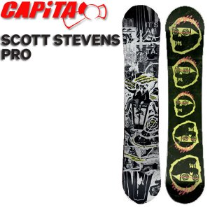 19-20 CAPITA/キャピタ SCOTT STEVENS スコットスティーブンス メンズ 板 スノーボード 予約商品 2020 breakout