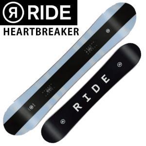 19-20 RIDE/ライド HEARTHBREAKER レディース 板 スノーボード 予約商品 2020|breakout